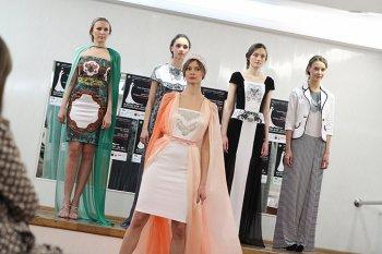 Челябинское «Платье города - 2012» было очень русским