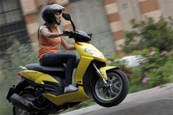 Скутер – легкое движение по большому городу