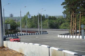 В Челябинске окончательно введен в эксплуатацию «мост раздора»