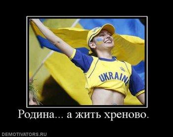 Украина: 20 лет полной свободы. Взгляд обывателя