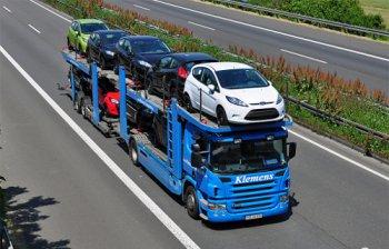 Грузоперевозка: перевозка автомобилей автовозами