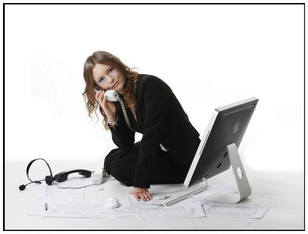 деловые леди в порно фото