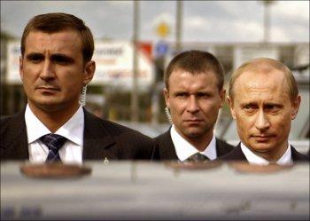 Охрана Путина устроила драку на саммите в ЮАР