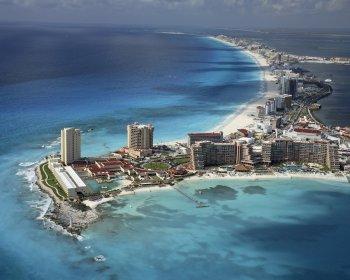 Несколько слов о курорте Канкуна