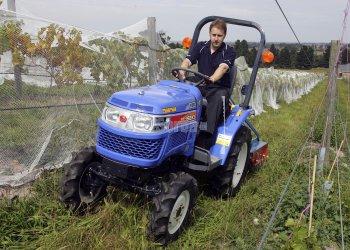 Обзор сельхоз техники: мини-трактор