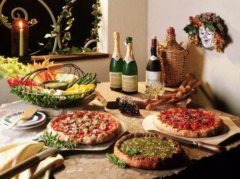 Самые известные блюда итальянской кухни, которые стоит попробовать