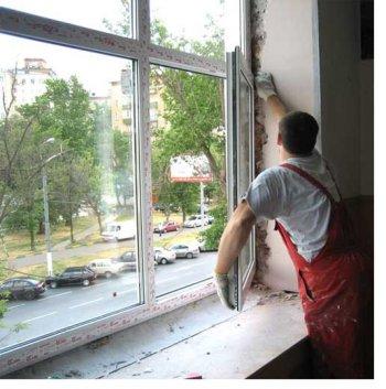 Необходимые меры перед установкой пластикового окна в Челябинске