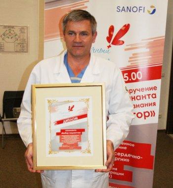 Жители Челябинска выбрали самых «сердечных докторов»