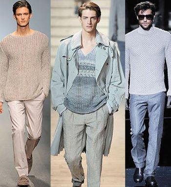 Летний стиль для взрослых мужчин