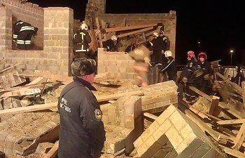 Строители коттеджа на окраине Челябинска погибли под грудой шлакоблоков