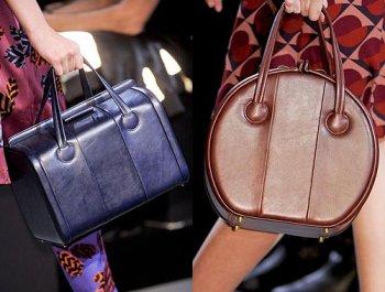 Модные женские сумки осень – зима 2013-2014