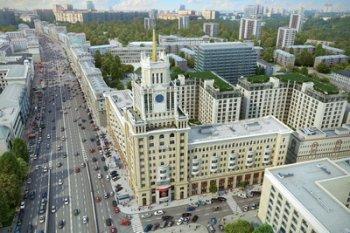 В Москве планируют построить жилой комплекс с садами на крыше