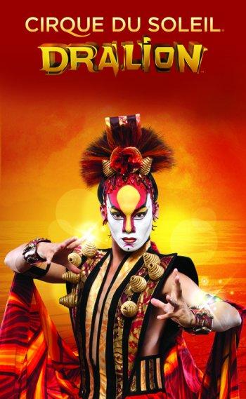 Dralion в Челябинске: мы рады вернуться! Гастроли Cirque du Soleil в Челябинске с 7 по 16 февраля 2014 года