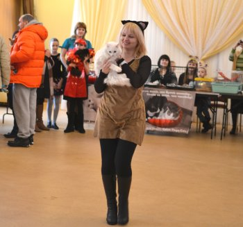 В Челябинске состоялся Новогодний ЗооПарад