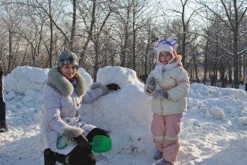 Всемирный День снега решили отпраздновать в Магнитогорске
