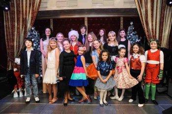Юные таланты из Челябинска пропели «Волшебные нотки»