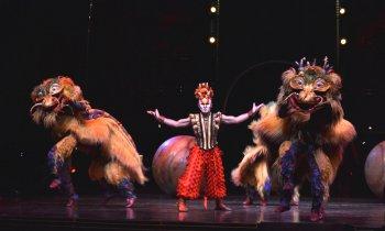 Цирк дю Солей в Челябинске объединяет Запад и Восток