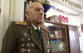 Ветерану двух войн из Челябинска исполнилось 100 лет