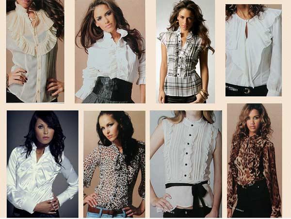 Модные блузки в 2014 году в челябинске