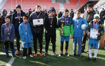 Юные футболисты из детских домов Челябинской области вступили в борьбу за Сочи