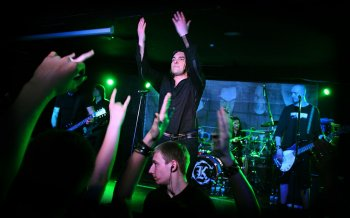 Концерт группы «Кукрыниксы» в Челябинске: отыграли достойно!