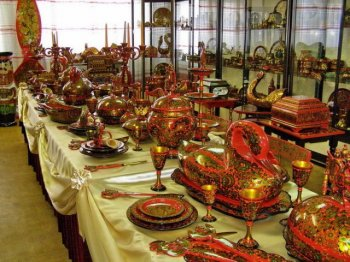 Традиционные русские сувениры