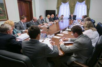 Дубровский напомнил своим подчиненным о приоритетности задач Стратегии развития Челябинской области
