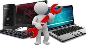 Профессиональный ремонт компьютеров: «за» и «против»
