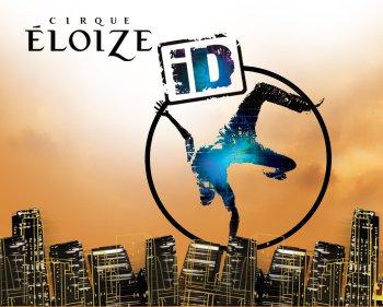 С 19 по 22 ноября Цирк Дю Солей представляет в Челябинске шоу Цирка Элуаз «ID»