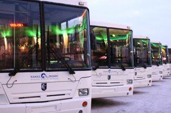 Челябинск первым в России протестирует автобус НЕФАЗ