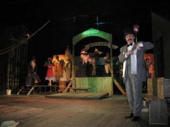 В день знаний Челябинский Камерный попрощался со спектаклем «Том Сойер»