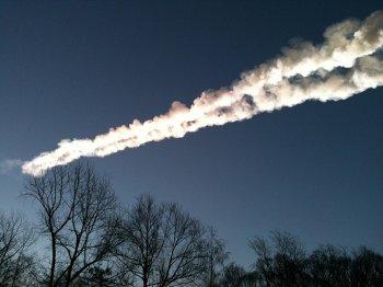 С челябинским метеоритом в атмосферу Земли попало более 10 тысяч тонн веществ