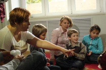 В Челябинской области дети-инвалиды проходят уникальные курсы адаптации