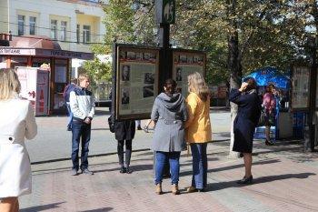 На Кировке открылась выставка «Они создавали Челябинскую область»