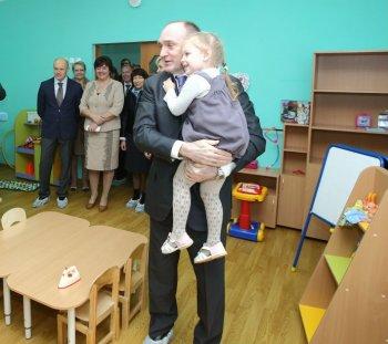В Челябинске ликвидирована очередь в детские сады