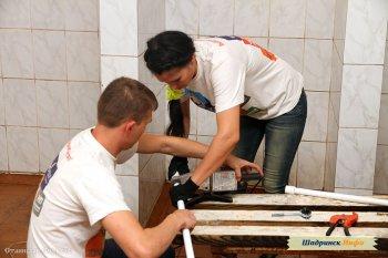 Челябинск голосует за самого доброго сантехника