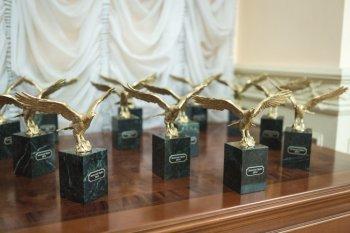В Челябинске в десятый раз вручат награду «Золотой орел»