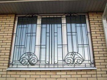 Металлические решетки на окна. Какую решетку выбрать?