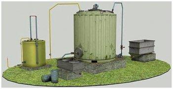 Биореакторные котлы