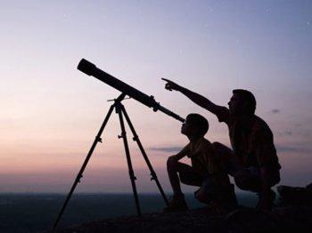 Любительская астрономия и телескопы