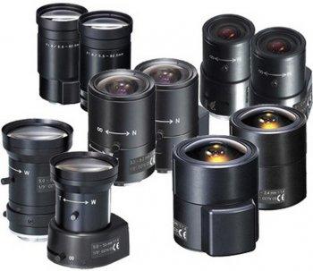 Выбираем надежный объектив для видеокамеры