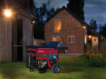 Какой генератор выбрать для дачи: бензиновый или дизельный? Насколько хороши электростанции HIMOINSA