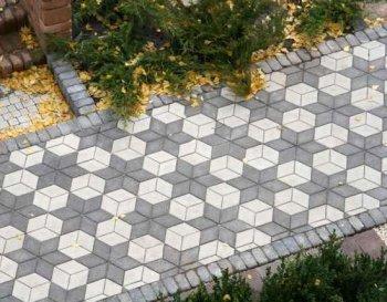 Этапы выбора тротуарной плитки