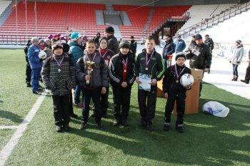 Футболисты из детских домов Челябинской области первыми вступают в борьбу за путевку в Сочи