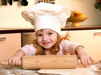 Чем занять ребенка, пока вы находитесь на кухне?