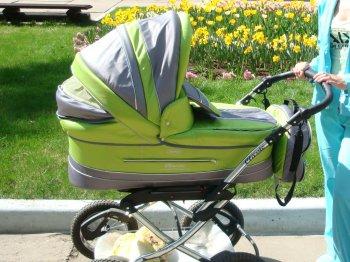 Чем руководствоваться при выборе детской коляски?