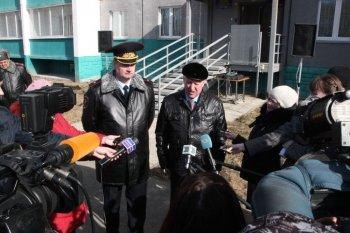 Жители нового микрорайона Челябинска «Парковый» в безопасности