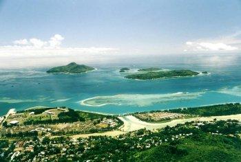 Экономика Сейшел очень скромна и почти целиком связана с туризмом