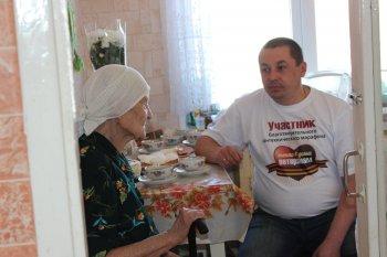 Тепло пришло в дома челябинских ветеранов ВОВ