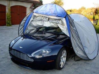 Как хранить свой автомобиль в отсутствии гаража